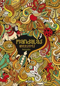 Mandalas antiestrés. Animales
