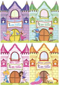 Castillos (4 títulos)