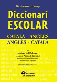 Diccionari escolar catalá-angles,angles-catalá
