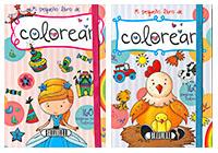 Mi pequeño libro de colorear (2 títulos)