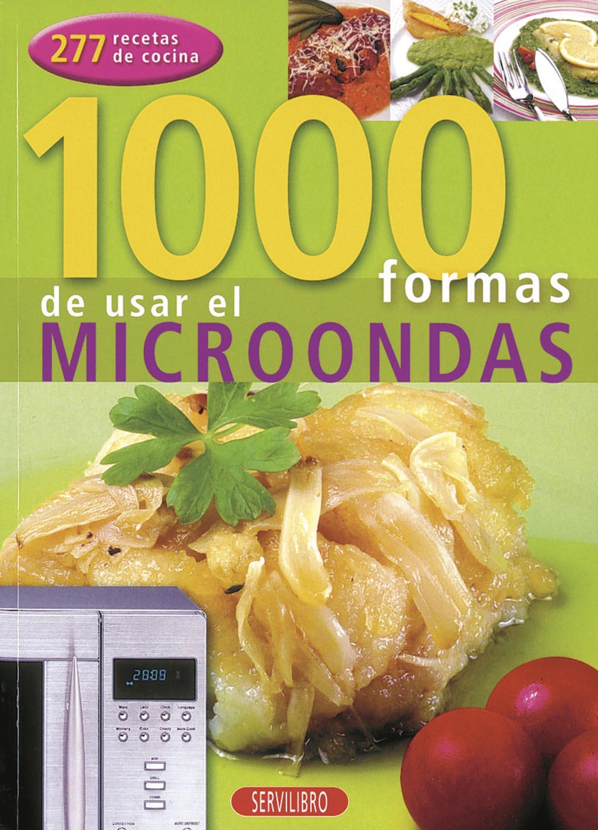 Libros de cocina libros servilibro ediciones 1000 - Libros de cocina ...