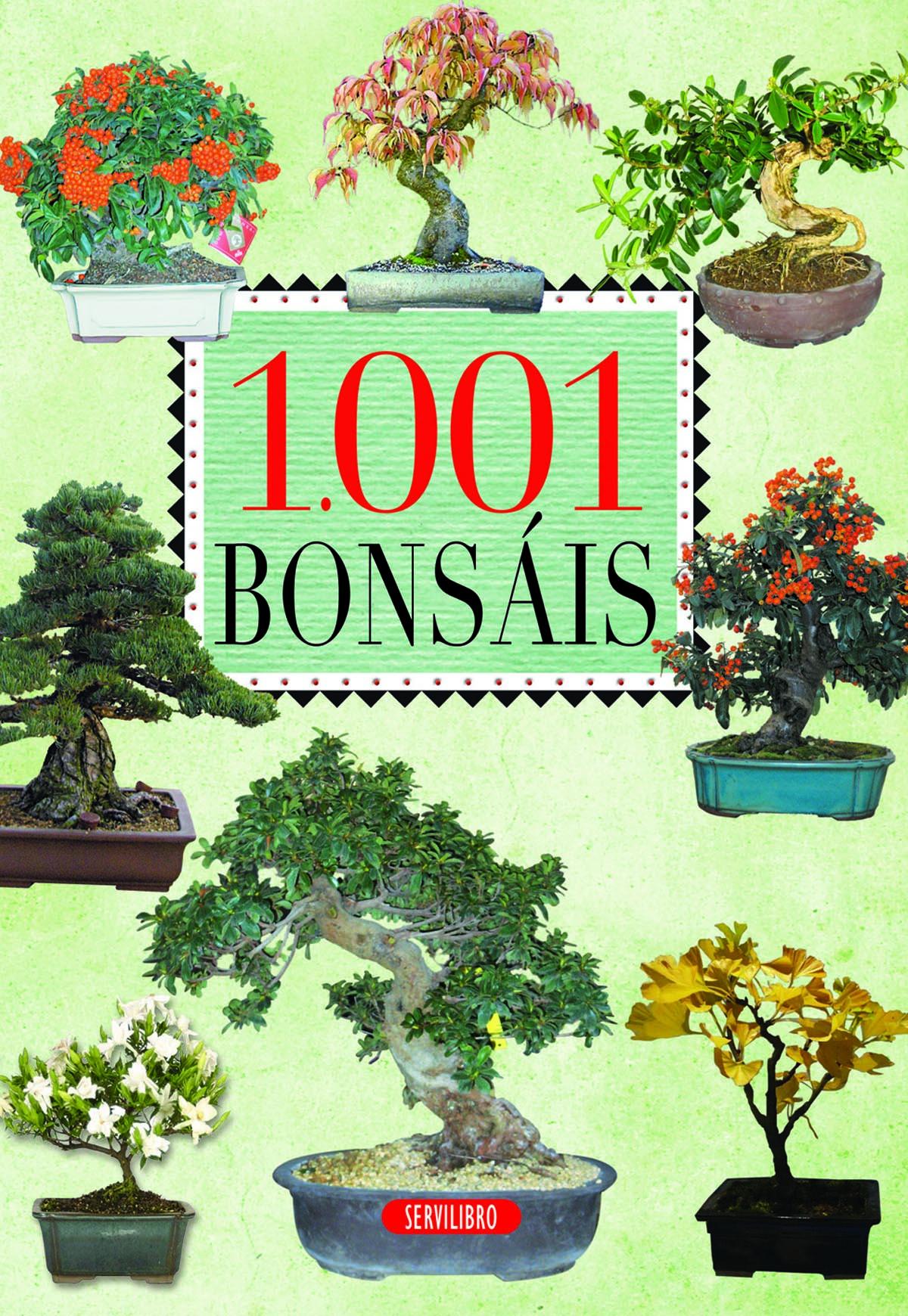 Jardiner a libros servilibro ediciones bons is - Libros de bonsais ...